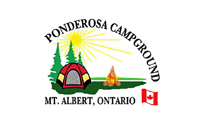 Ponderosa Campground logo